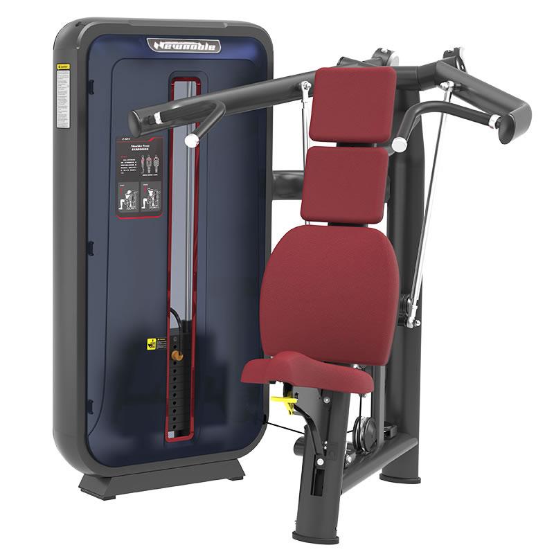坐式肩膊推举训练器