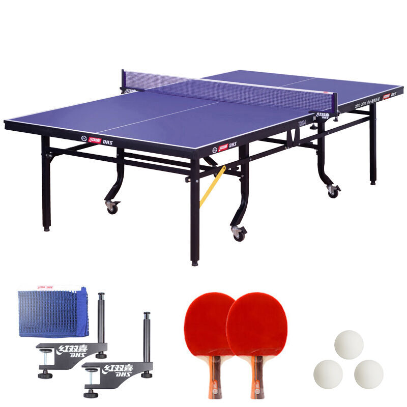 整体折叠式乒乓球台