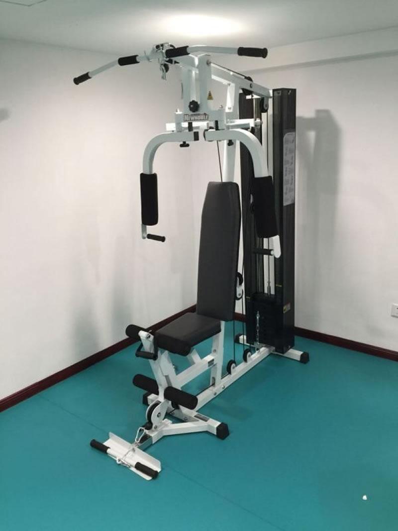 健身房工程项目案例