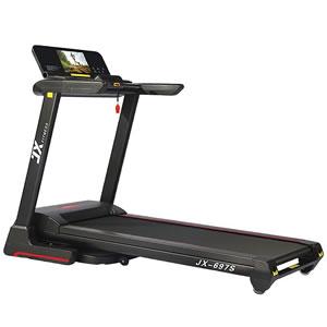 8段手动阻力磁控立式健身车