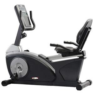 卧式磁控健身车