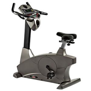 商用自发电立式健身车