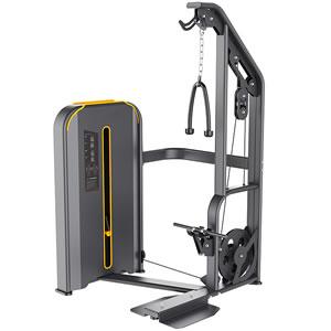 自发电立式商用健身车